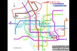 长沙地铁10号线地铁站点规划设计图 开通时间
